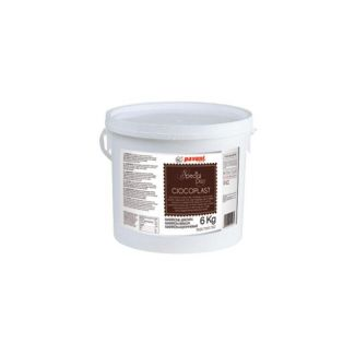 Chocolate model paste brown 6kg