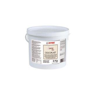 Chocolate model paste white 6kg