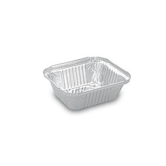 Container ALU 14.7×12.4cm h-4cm 470ml