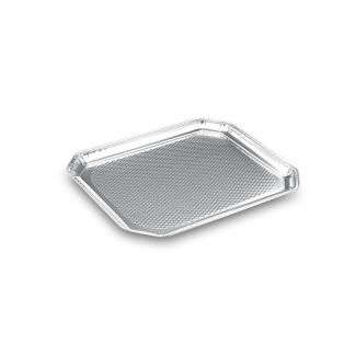 Catering tray rectangular ALU 37.5x28cm