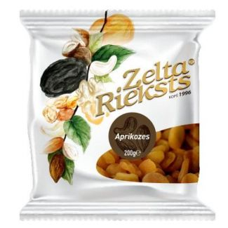 Dried apricots pitted 200g