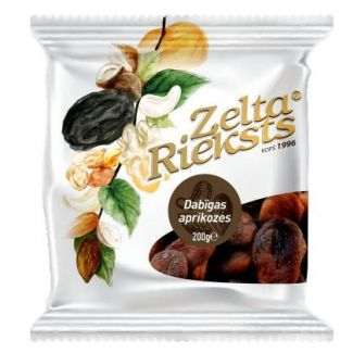 Dried apricots natural pitted  200g