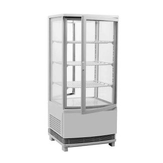 Cold showcasewith 2 doors 78 L