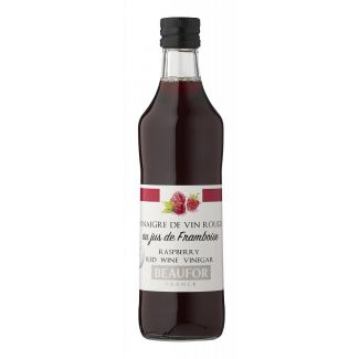 Raspberry red wine vinegar by NORMANDY 500ml