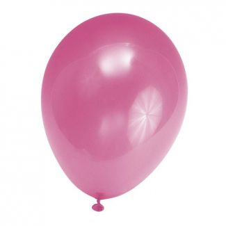 Balloons 30x95cm 15psc. pink