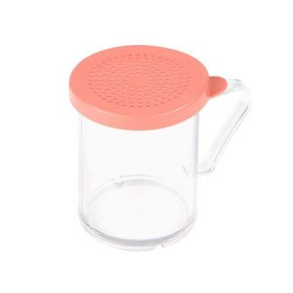 Cheese shaker/dredge with lid 300ml