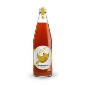 Quince syrup 500ml
