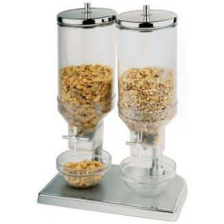 Dispenser for cereal FRESH&EASY 2x4.5 l