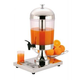 Dispenser for juice STAR 26×36cm h-55cm 8 l