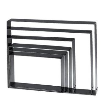 Form fixed frame 30x22 h 5cm s/s