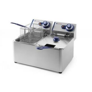 Deep fryer Blue line 2x4 L