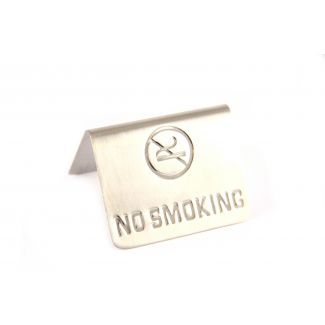 Statīvs galdam NO SMOKING 7.5x6cm