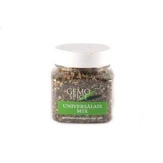 Universal spice mix with coloured peppers 140g