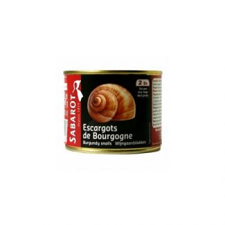 Canned snails 200g
