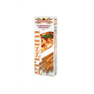 Breadsticks with pizza flavor 125g