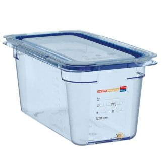 Hermetic food box GN 1/3 150mm 6 l