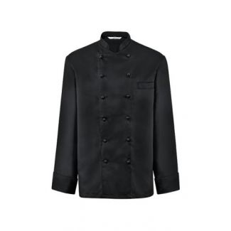 Chefs/bakers jacket size 48 black