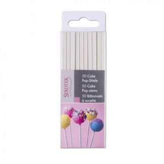Cake Pop Sticks 10cm 50pcs