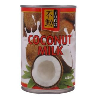 Coconut milk FUDO 400ml