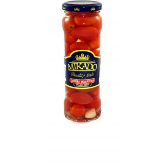 Pickled cocktail tomatoes 370ml/205g MIKADO