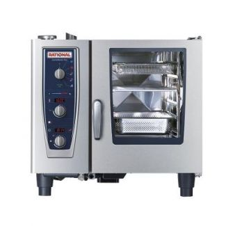 Convection steam oven RATIONAL Combi Master Plus