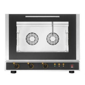Convection oven 4x60x40cm for trays 6.4 kW