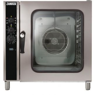 Convection oven electric steam