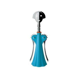 Corkscrew ANNA blue