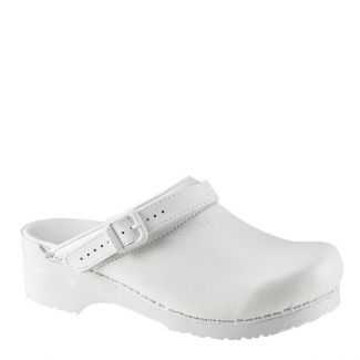 Shoes SAN OPEN-FLEX size 43 white