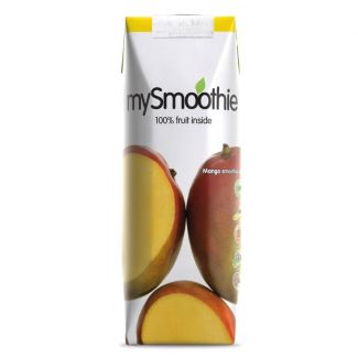 Mango smoothie MYSMOOTHIE 250ml