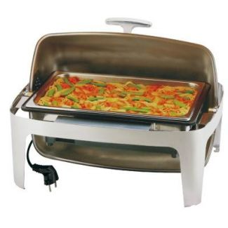 Marmite-roll GN1/1 ELITE with two burners 67x53cm h-43.5cm