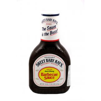 Barbecue sauce 510g