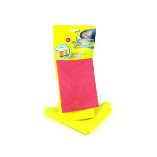 Microfiber cloths 2pcs