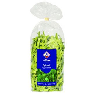 Spinach-egg pasta 350g