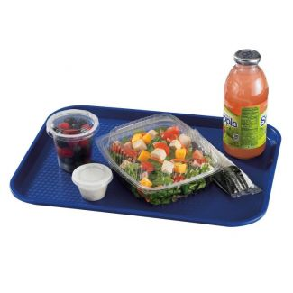 Tray FAST FOOD 30x41cm dark blue