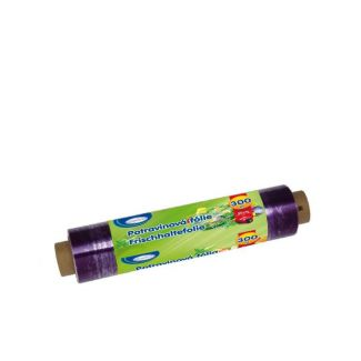 Cling film PVC 30cm×300m purple