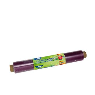 Cling film wrap PVC 45cm×300m purple