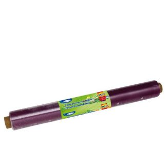 Cling film wrap PVC 60cm×300m purple