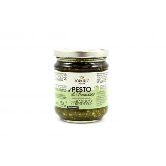 Pesto with Genoese P.D.O. Basil 180g