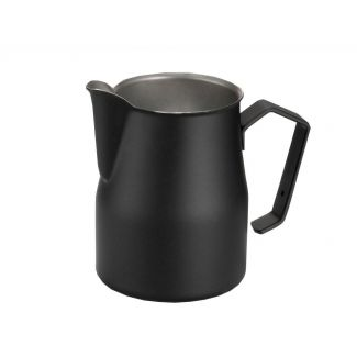 Milk jug 350ml black