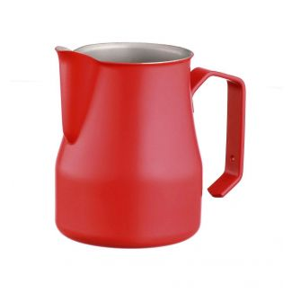 Milk jug 350ml red