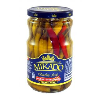 Hot pepper 720ml /400g MIKADO