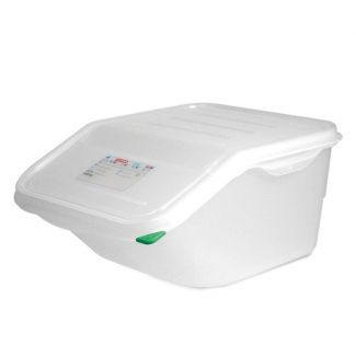 Plastic food container GN 2/3 16 l