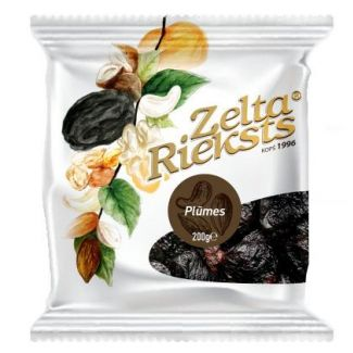 Dried pitted A prunes 200g