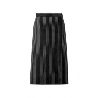 Bistro apron striped 100x80cm