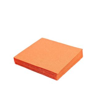 Napkins 33cm 2-ply 50pcs orange