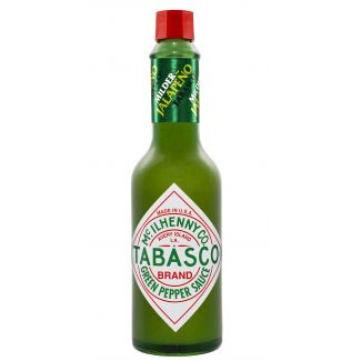 TABASCO green pepper sauce MILD 60ml