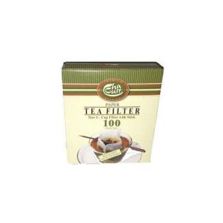 Tea filter with stick 100pcs size S