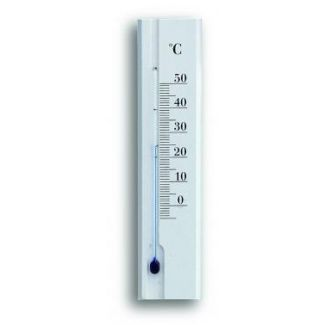 Thermometer indoor 150x35mm 32g white