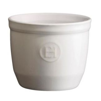 Ustensil pot 8x8x7cm 200ml white